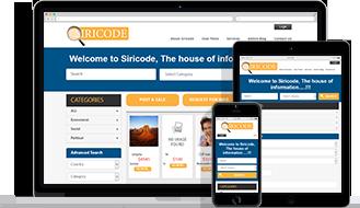 siricode - ecommerce app