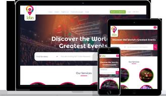Ki-Tin - Event Listing App