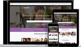 Risebee.com - similar to onlinequizcreator.com