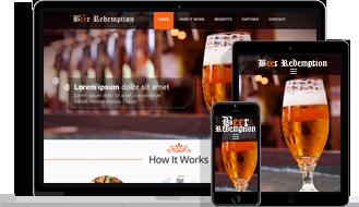 Beer Redemption Coupon Redemption Website