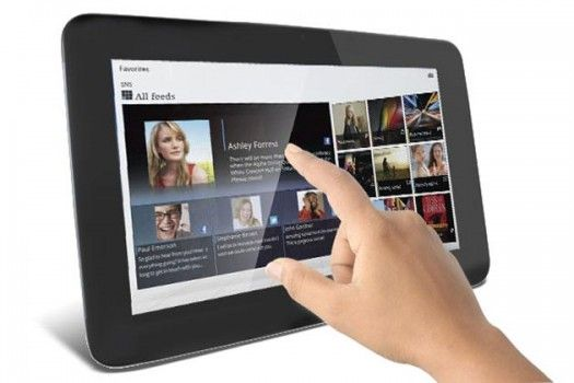 First 3D tablet in India