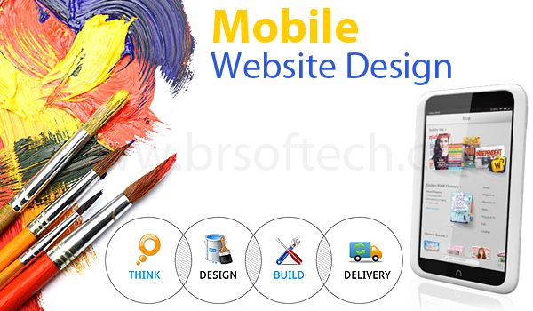 mobile website design company india