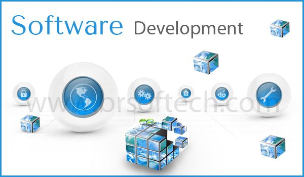 Image of software development company India