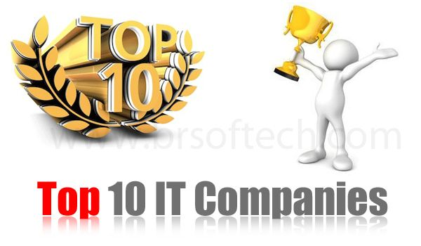 top 10 IT Company In India 2014