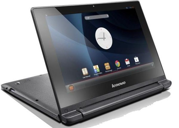 A New Lenovo Hybrid Laptop-Tablet