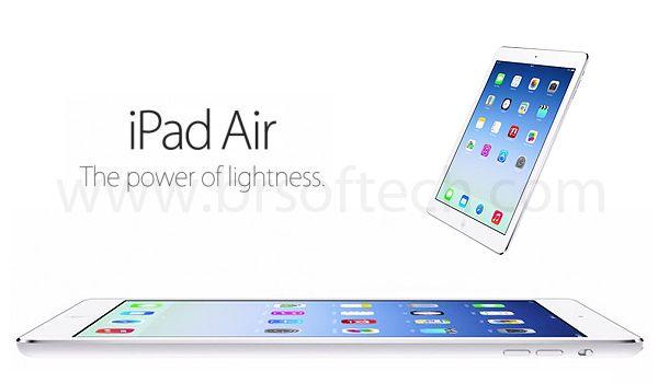 Airy iPad