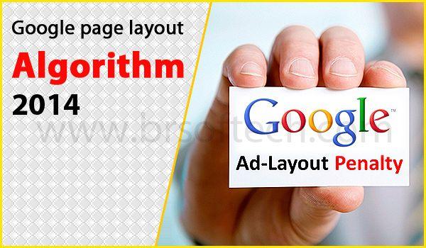 Google Page Layout Algorithm Update 2014