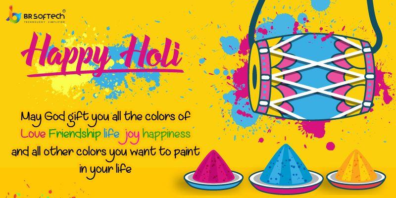 Happy Colorful Holi