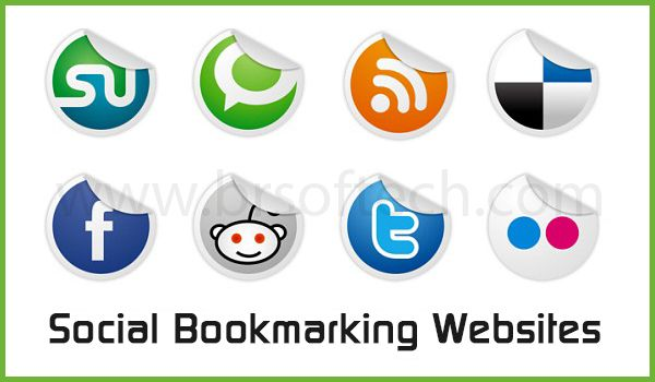 List of Dofollow High Authority Social Bookmarking Websites