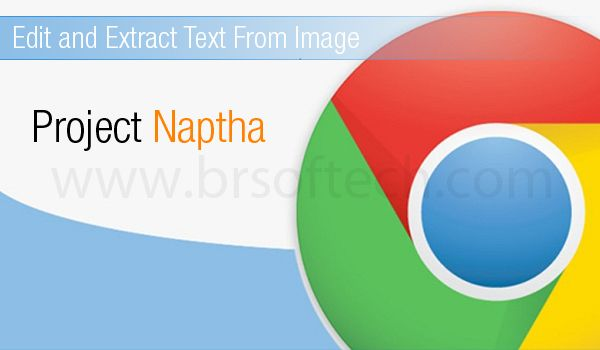 Project Naptha - Edit and Save text from image