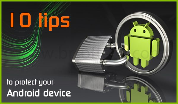 protect your android phone device