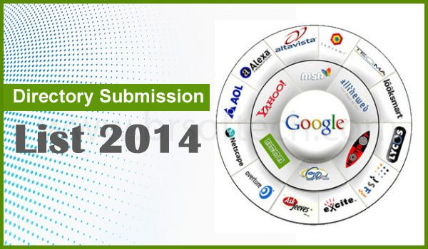 free high pr directory submission sites list 2014