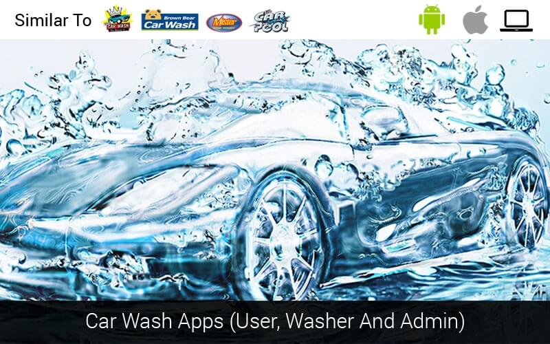 Car Wash Apps: Mobile Car Wash and Detailing On-Demand