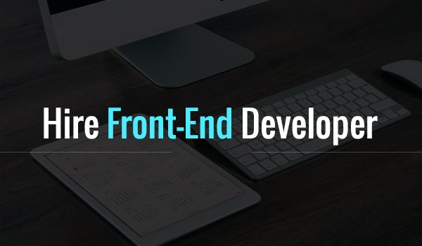 Hire Front-End-Developer India
