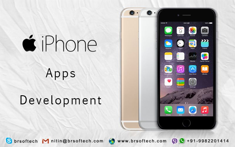 Benefits of iPhone Application Development