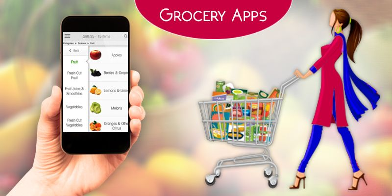 Grocery-Apps