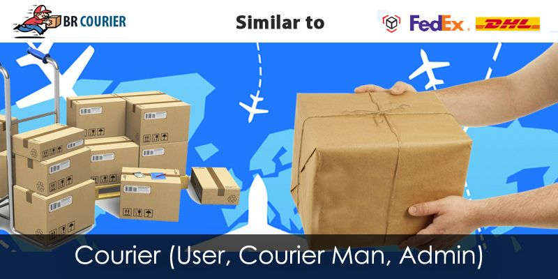 FedEx, DHL clone