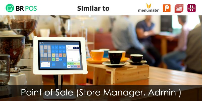 Point of sale apps for android, ios, iPad, iPhone