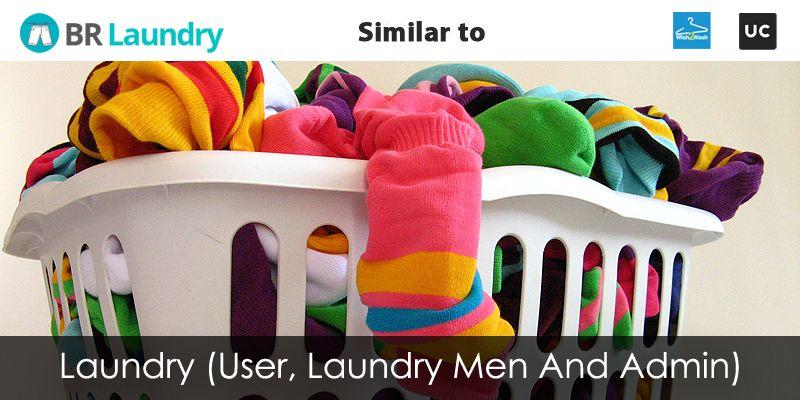 alternative or similar apps for laundry app