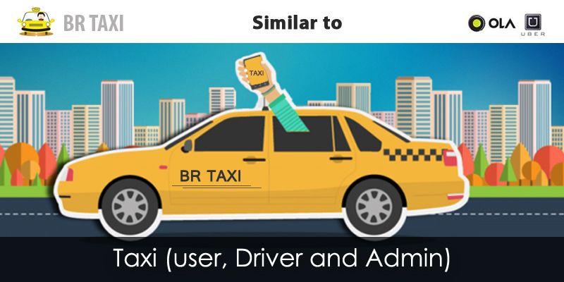 taxi app like uber, ola