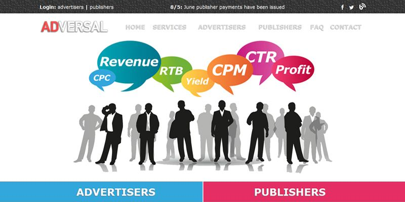 Best paying Adsense Alternatives for your websites - ADversal