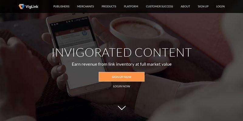 Best paying Adsense Alternatives for your websites - Viglink