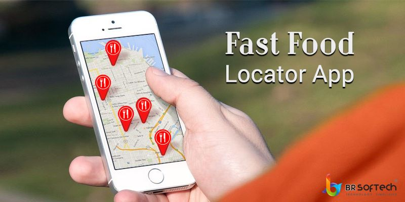 fast-food apps -locator