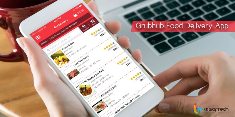 Top 5 Fast Food Apps For Android or iOS - BR Softech Blog