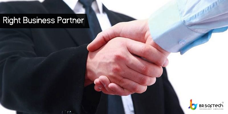 right-business-partner for startup
