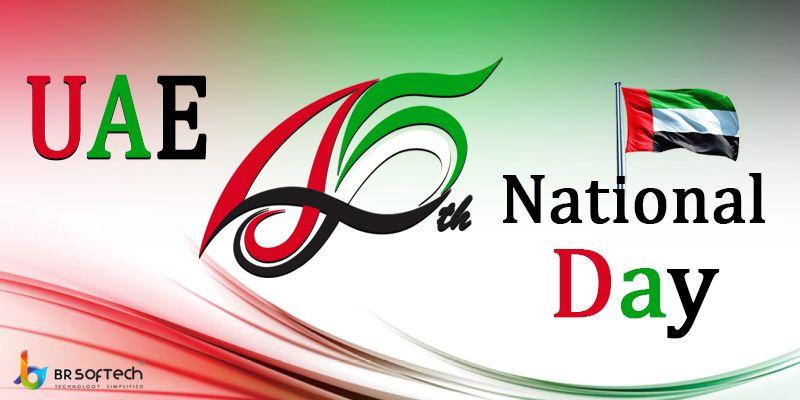 UAE- 45th National Day Celebration