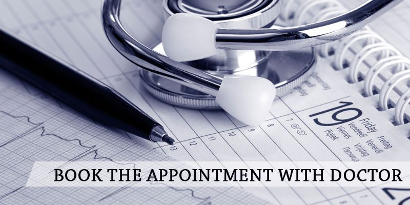 Online Appointment App for Healthcare Startup