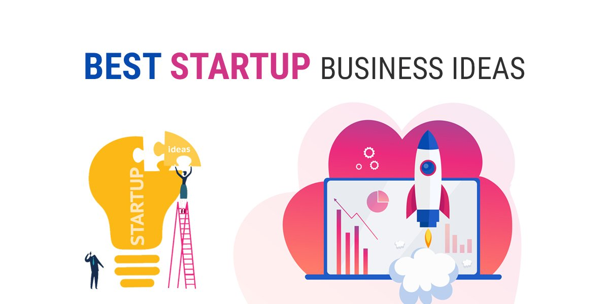 Best Startup Business Ideas 2020