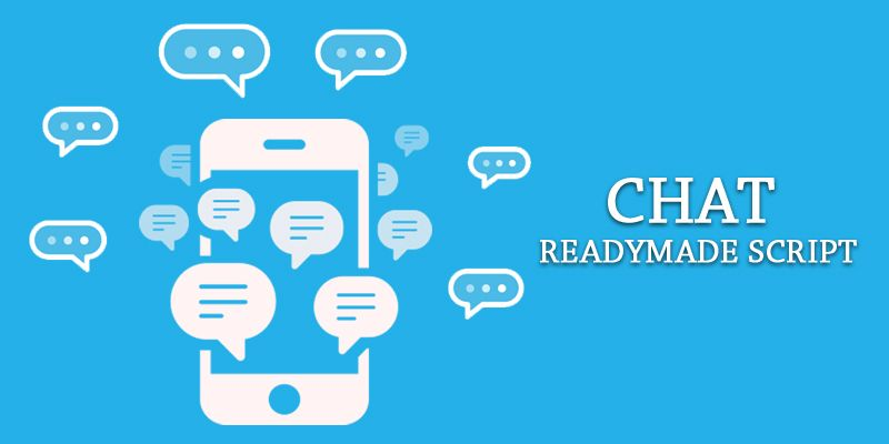 Readymade Chat Script