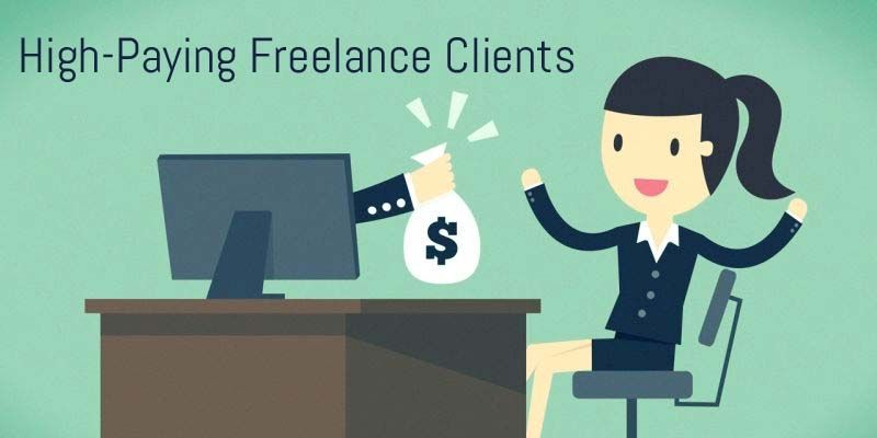 How to find the best high-paying freelance clients