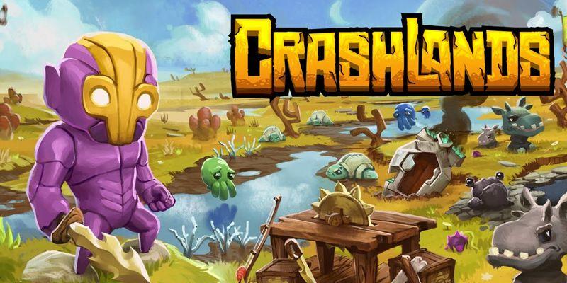 Crashlands Game Development