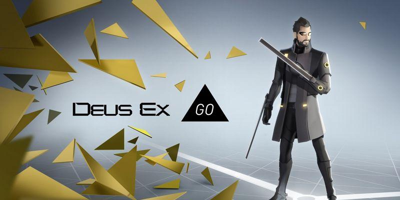 Deus Ex Go Game Development