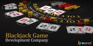 Blackjack Game Development Company