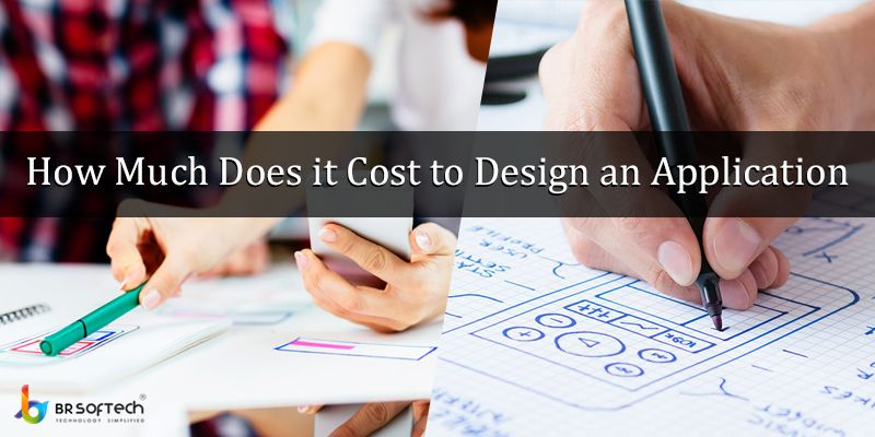 How much does it cost to design an application?