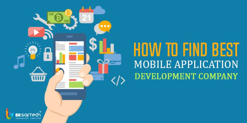 How to Find Best Mobile Application Development Company ?