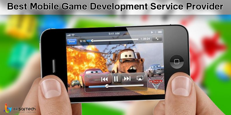 best mobile game development service provider