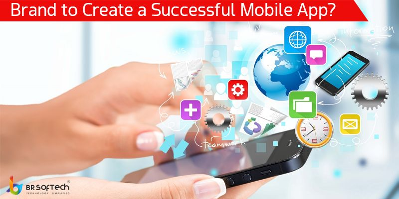 Brand to Create a Successful Mobile App
