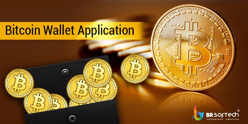 how to bitcoin wallet application