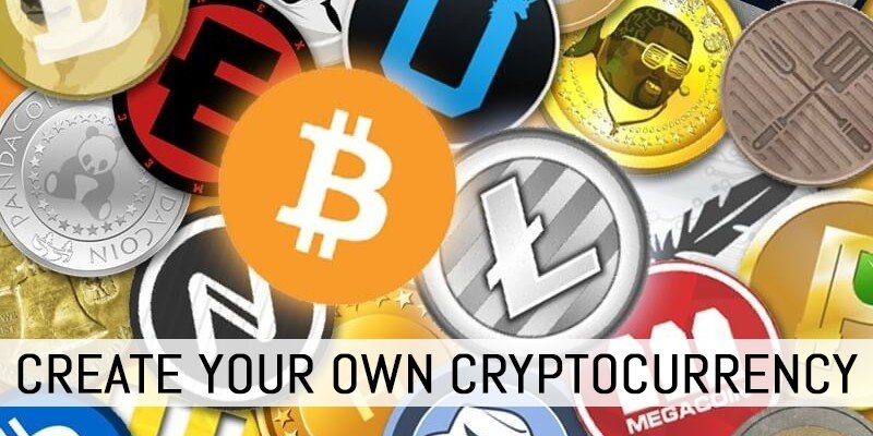 Make a cryptocurrency online