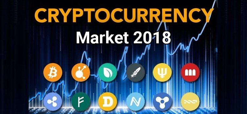 How Crypto Market will Shock Investors in 2018