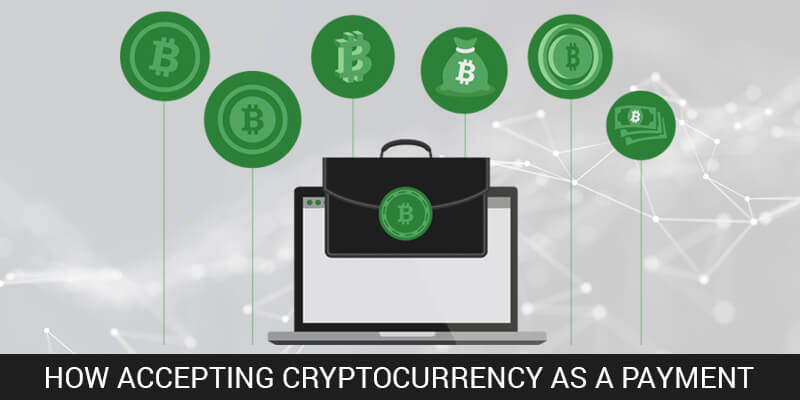 How Accepting Cryptocurrency As a Payment
