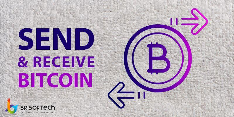 Send & Receive Bitcoin