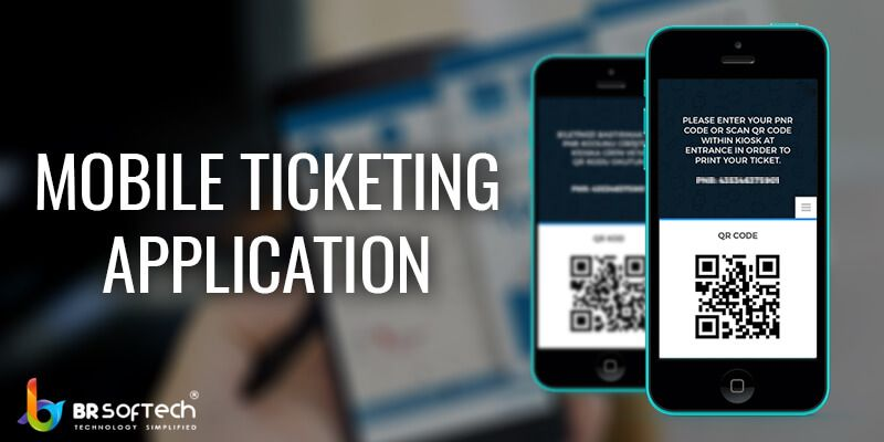 How To Develop Mobile Ticketing Application ?