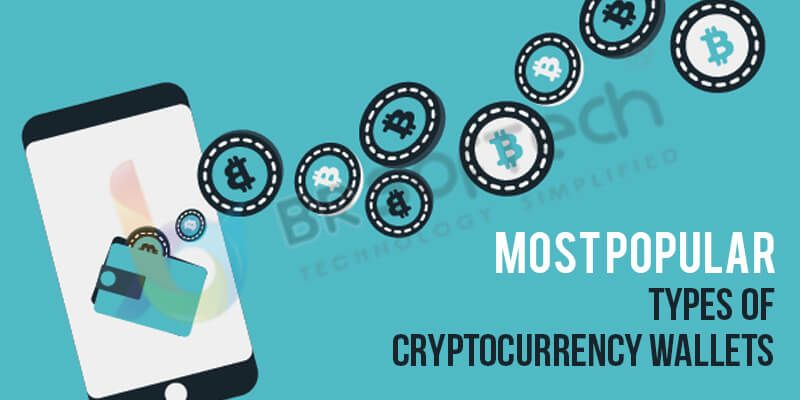 Most Popular Types Of Cryptocurrency Wallets