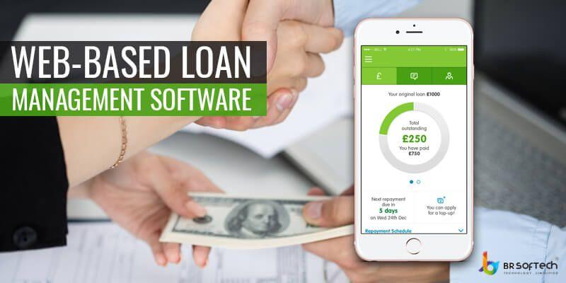 Web-Based Loan Management Software