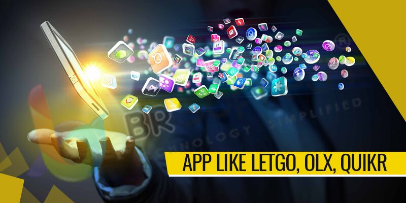 App Like Letgo, OLX, Quikr